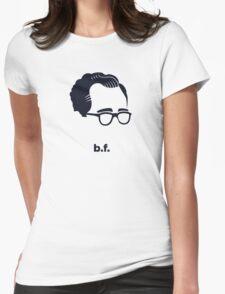 Bf Skinner (Hirsute History) Womens Fitted T-Shirt