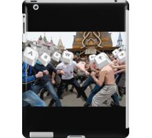 Keyboard Wars iPad Case/Skin