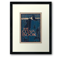 Artist Posters The chap book 0462 Framed Print