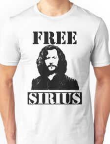 Free Sirius Unisex T-Shirt