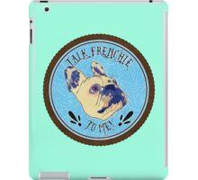 FRENCHIE!! iPad Case/Skin