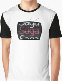 Saga Graphic T-Shirt