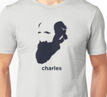 Charles Darwin (Hirsute History) Unisex T-Shirt