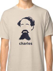 Charles Dickens (Hirsute History) Classic T-Shirt