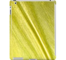 Tulip Trail iPad Case/Skin