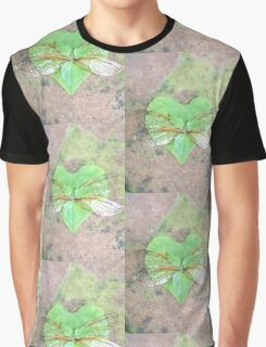 Enchanted Wings  Graphic T-Shirt