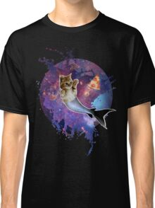 Space Purrmaid Classic T-Shirt