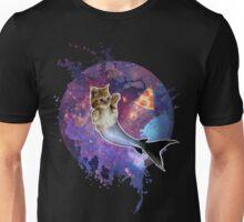 Space Purrmaid Unisex T-Shirt