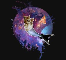 Space Purrmaid Unisex T-Shirt