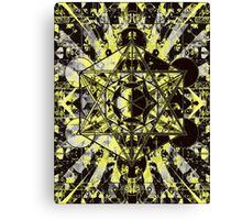 METATRON SIRIUS B Canvas Print