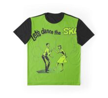 Let's Dance Ska Graphic T-Shirt