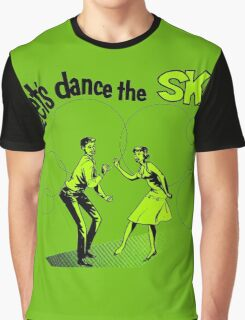 Let's Dance Ska Graphic T-Shirt