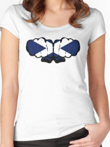 Scotland! (Standard) Women's Fitted Scoop T-Shirt