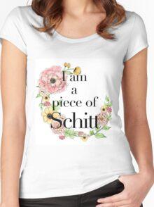 Schitt's Creek Women's Fitted Scoop T-Shirt