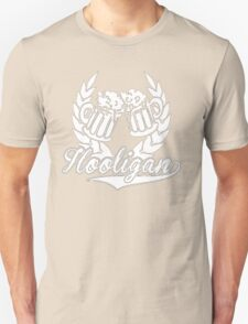 Hooligan : Beer! Unisex T-Shirt