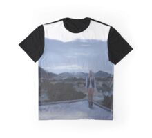 San Francisco Siren Graphic T-Shirt