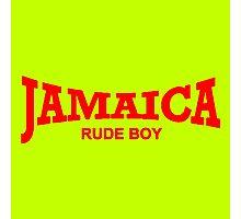 Jamaica Rude Boy Photographic Print