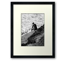 Personal Time  Framed Print