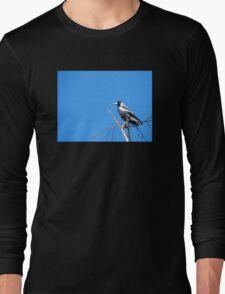 Magpie Sky Long Sleeve T-Shirt