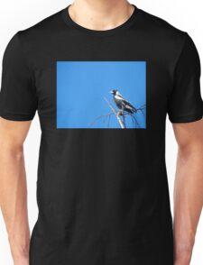Magpie Sky Unisex T-Shirt