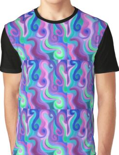 Get into the Groove Energy Painting  Graphic T-Shirt