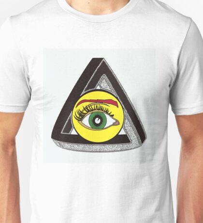 THE EYE OF PENROSE 1 Unisex T-Shirt