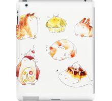 pastry animals. iPad Case/Skin