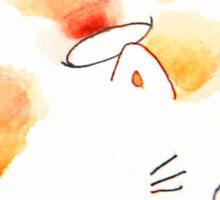 donut cat. Sticker