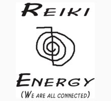 Reiki Energy- We are all Connected by Hope Bruns