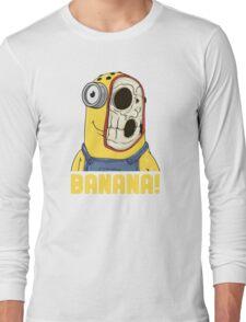 Mini Banana Long Sleeve T-Shirt