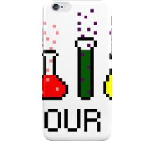 potions iPhone Case/Skin