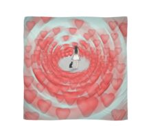 Love surrounds you Scarf