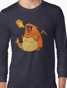 Charilard Long Sleeve T-Shirt