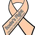 Rosie's Fight Ribbon by rosiesfight