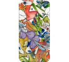 Rainbow Frolic iPhone Case/Skin