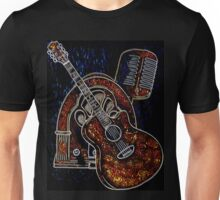 Old School Music Style Unisex T-Shirt