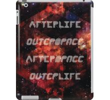 Afterlife/Outerspace FEZ Poster iPad Case/Skin