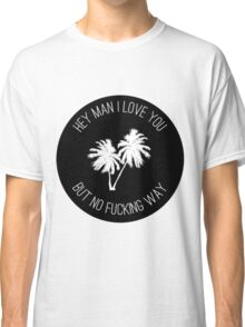 Twin Sized Mattress Lyrics  Classic T-Shirt