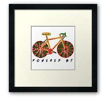 powered by Framed Print