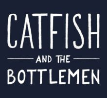 Catfish and the Bottlemen Logo Kids Tee