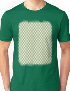 Cactus Garden Gingham 1 Unisex T-Shirt