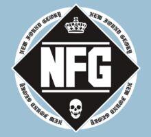 New Found Glory Logo Kids Tee