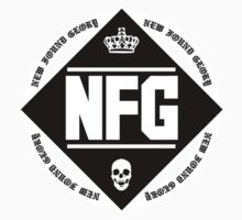 New Found Glory Logo Kids Tee
