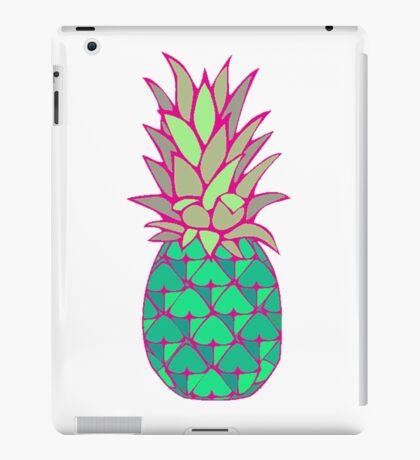 Colorful Pineapple iPad Case/Skin