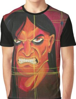 Nathan Explosion-Metalocalypse Graphic T-Shirt