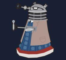 Daleks in Disguise - Tenth Doctor Kids Tee