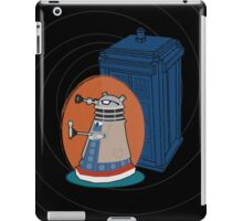 Daleks in Disguise - Tenth Doctor iPad Case/Skin