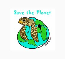 Turtle Earth Unisex T-Shirt