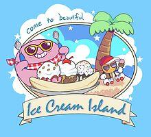 Ice Cream Island by jpmeshew