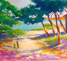 View on Rottnest Island by Gregory Pastoll